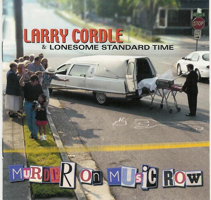 Murder on Musik Row Cordle